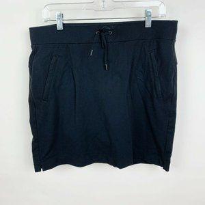 Athleta Athletic Tennis Skort Skirt Tie Waist